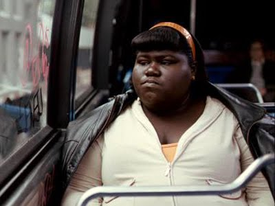 Gabourey Sidibe as Precious (2009)