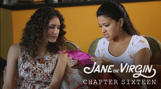 Photo @CWJanetheVirgin/Twitter