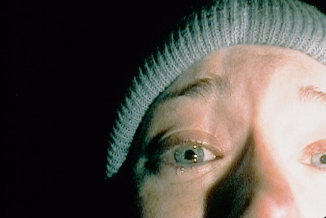 Classic found footage: The Blair Witch Project