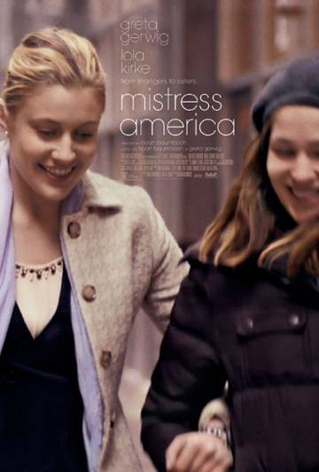 """Artists and their Muses: """"Mistress America""""review"""