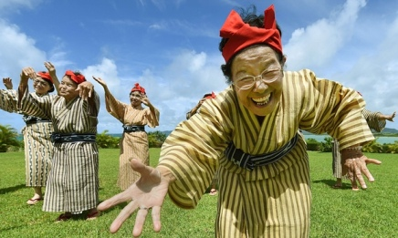 Weekly Dance Break: Japanese Granny Pop Group KBG84!