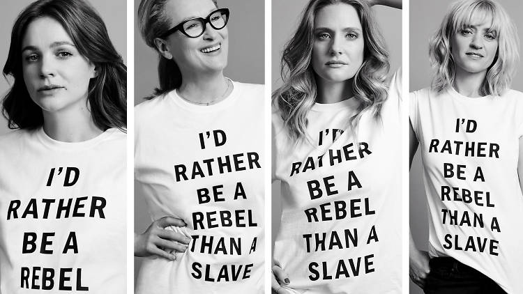 Suffragette Ad Campaign: You'd Rather Do…WhatNow?