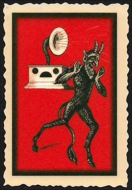 Big Sound Saturdays: Make the Devil Leave Me Alone (HalloweenEdition!)