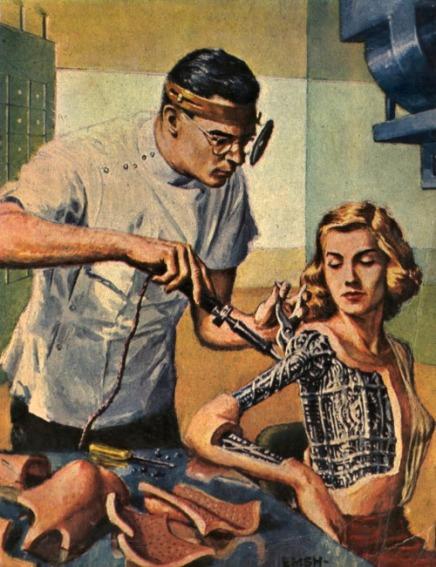 Big Sound Saturdays: Lady Cyborgs (GuestPost!)