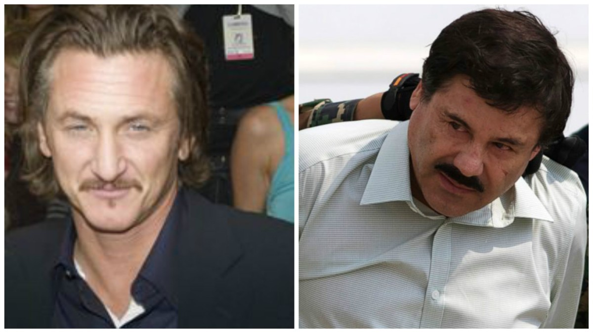 Why the Hell Not? Actor Sean Penn interviews El Chapo