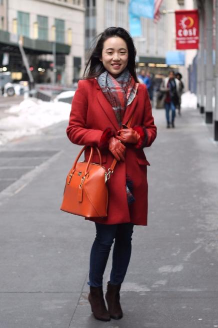 New York Street Style:January