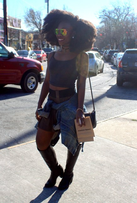 Atlanta Street Style:3/15/16