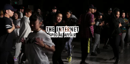 Weekly Dance Break: Special Affair (Zach Lattimore and Candace Brown choreography x The Internet)