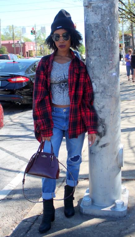 Atlanta Street Style:4/4/16