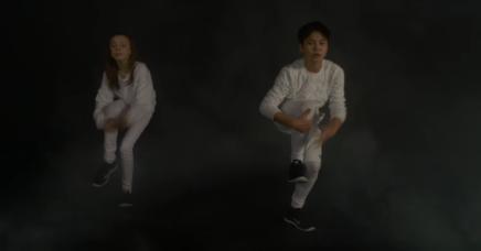 Weekly Dance Break: C_____ (SeanLew)