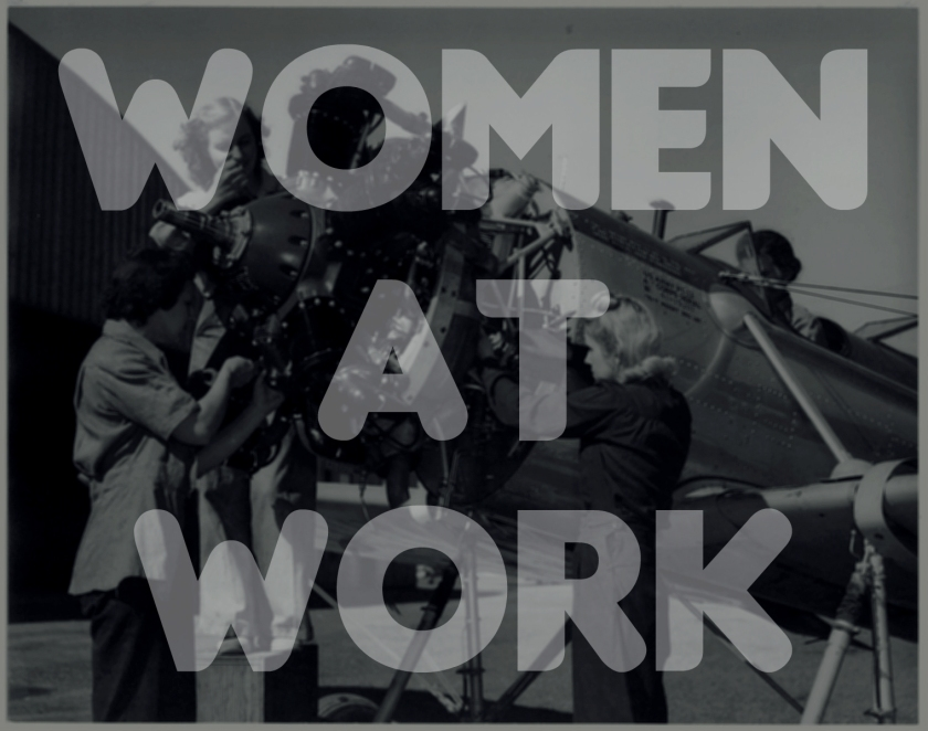 Women at Work logo