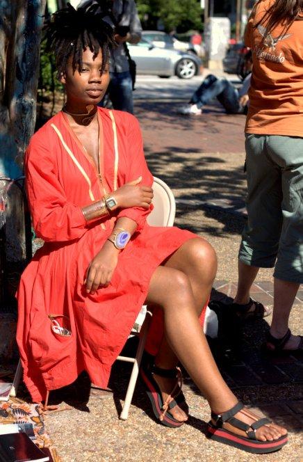 Atlanta Street Style:April