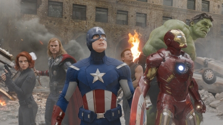 How Diverse is the Marvel Cinematic Universe? The Movies: PhaseOne
