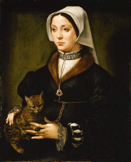 A Brief History of the Cat Lady