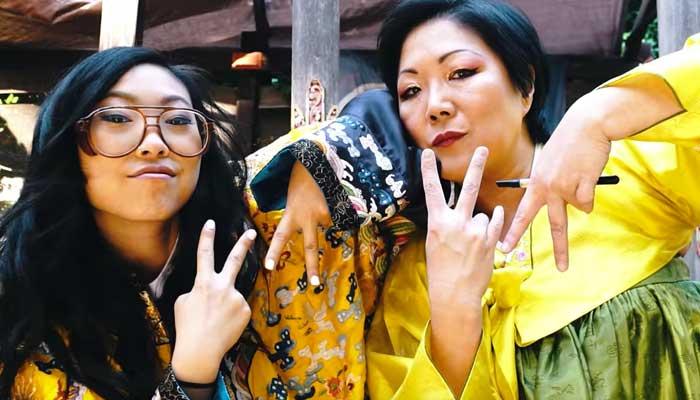 Green Tea (Awkwafina x Margaret Cho) and AsAm BadGirls